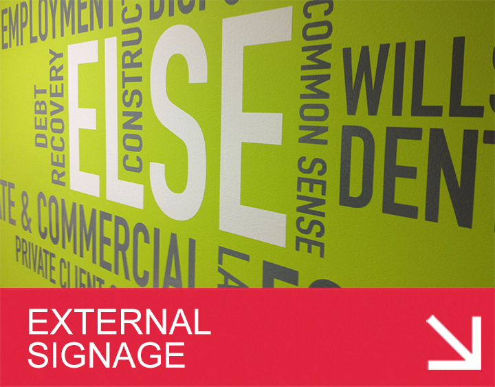 external-signage