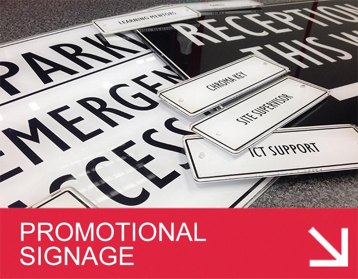 promotional-signage