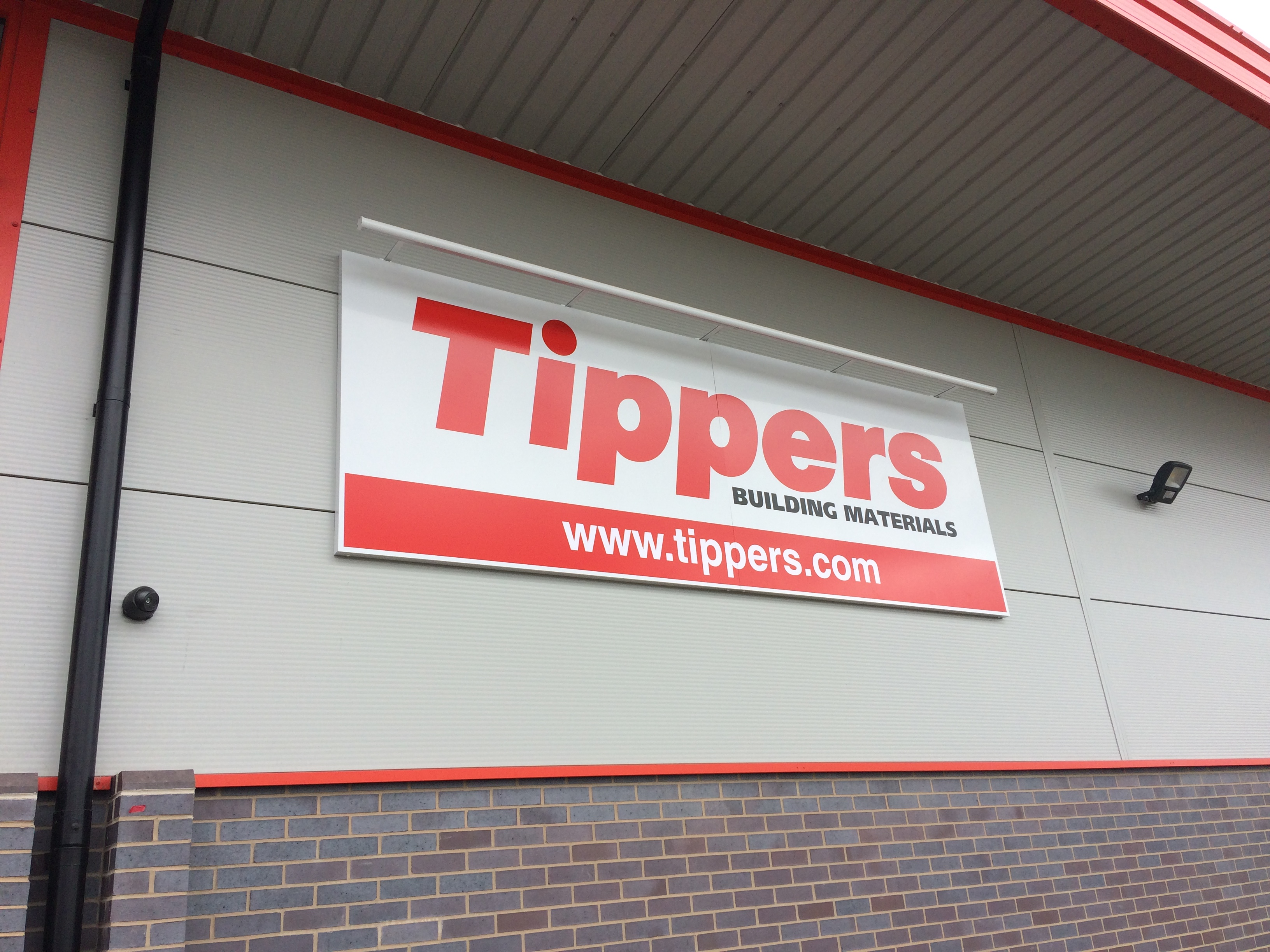 Walter Tipper Signage